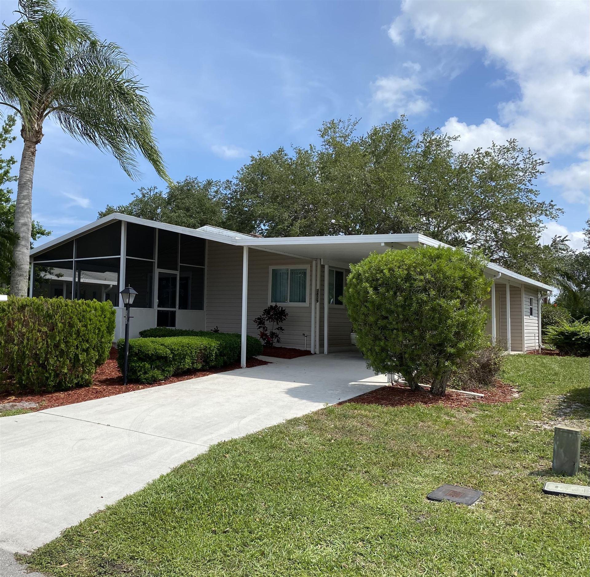 3809 Morning Dove Court, Port Saint Lucie, FL 34952 - #: RX-10711032