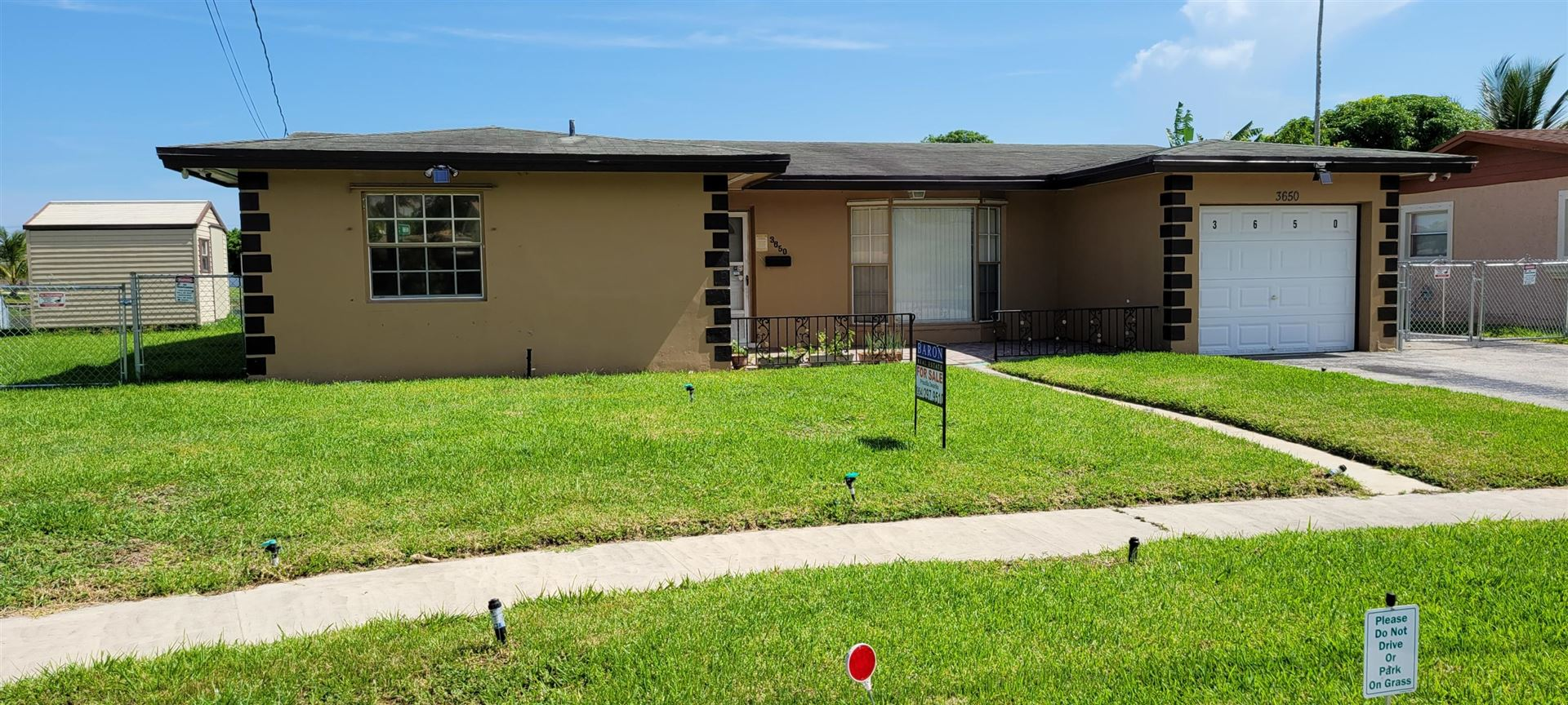 Photo of 3650 NW 27th Street NW, Lauderdale Lakes, FL 33311 (MLS # RX-10733032)