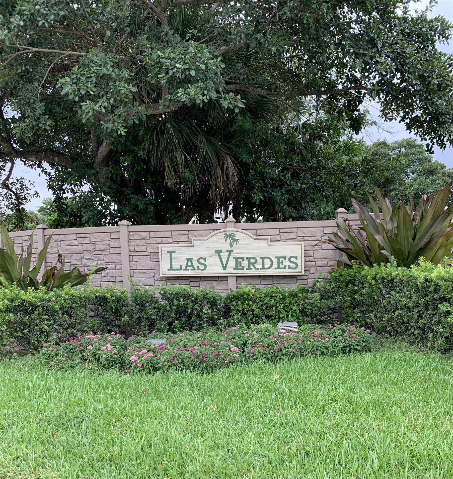 5100 Las Verdes Circle #122, Delray Beach, FL 33484 - #: RX-10744032
