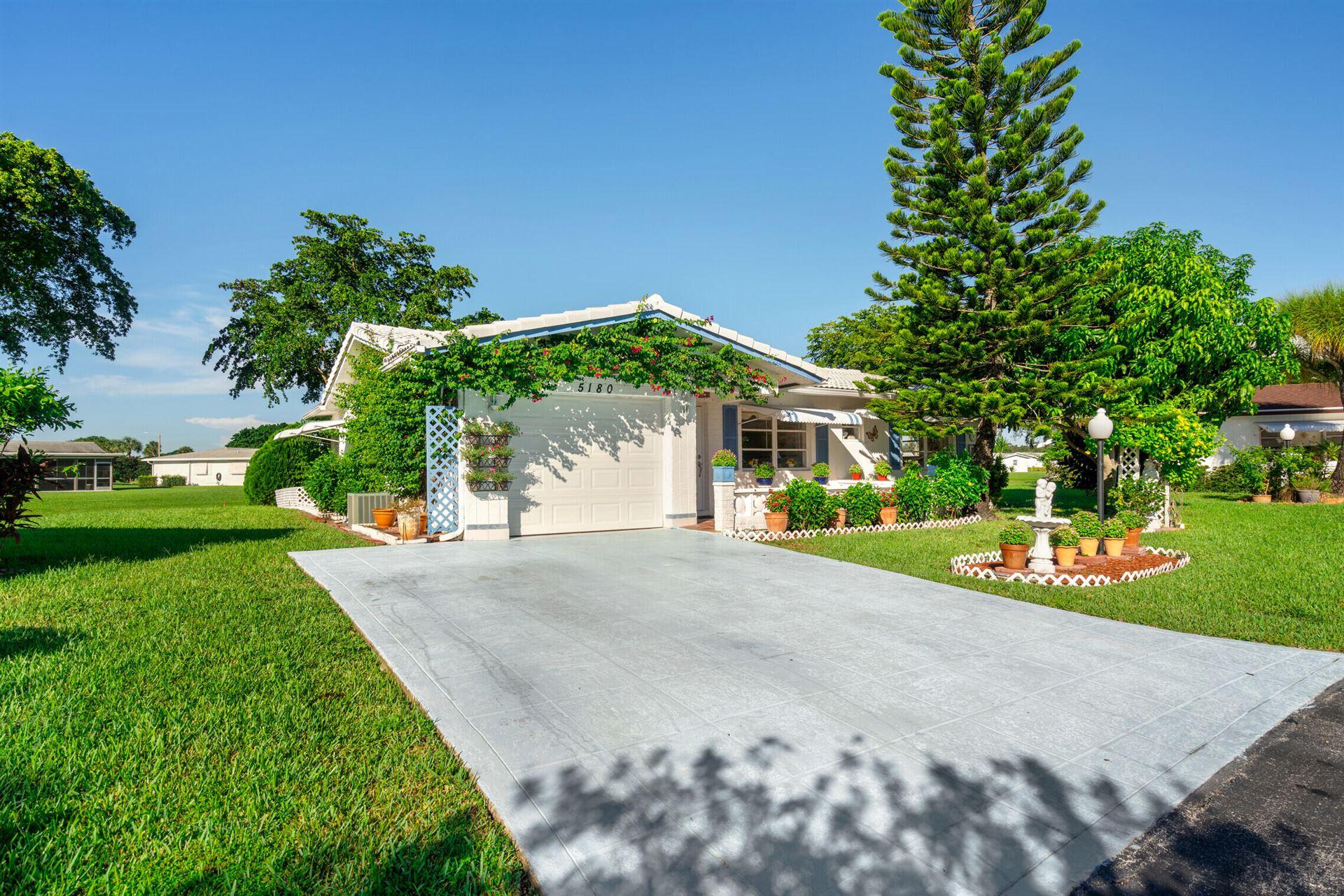 5180 Michael Drive, West Palm Beach, FL 33417 - MLS#: RX-10746032
