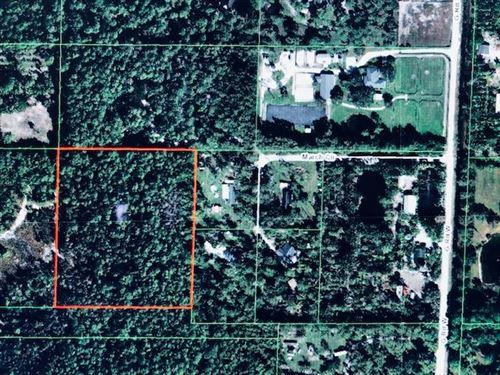 Photo of Xxx March Circle, Loxahatchee Groves, FL 33470 (MLS # RX-10739033)