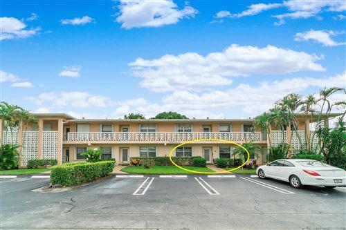 Photo of 1650 NW 18th Avenue #103, Delray Beach, FL 33445 (MLS # RX-10755033)