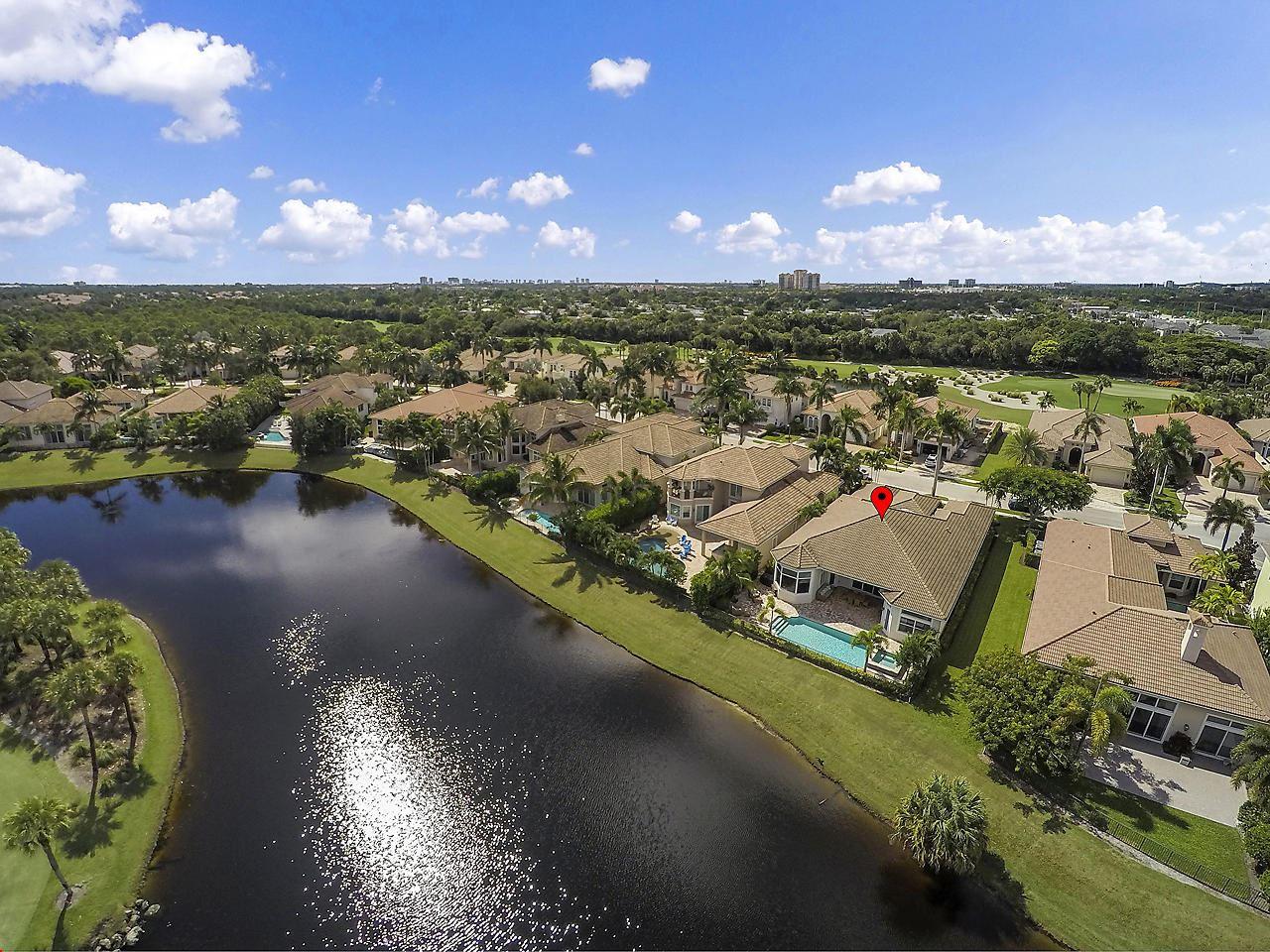 Photo of 733 Cote Azur Drive, Palm Beach Gardens, FL 33410 (MLS # RX-10654033)