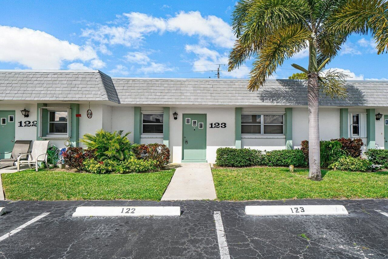 2638 Gately 123 Drive E #123, West Palm Beach, FL 33415 - #: RX-10696033