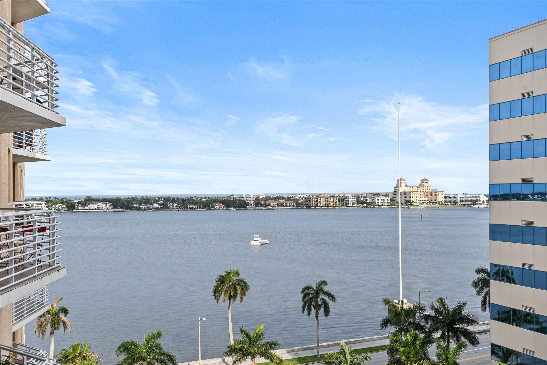 1551 N Flagler Drive #915, West Palm Beach, FL 33401 - MLS#: RX-10708033
