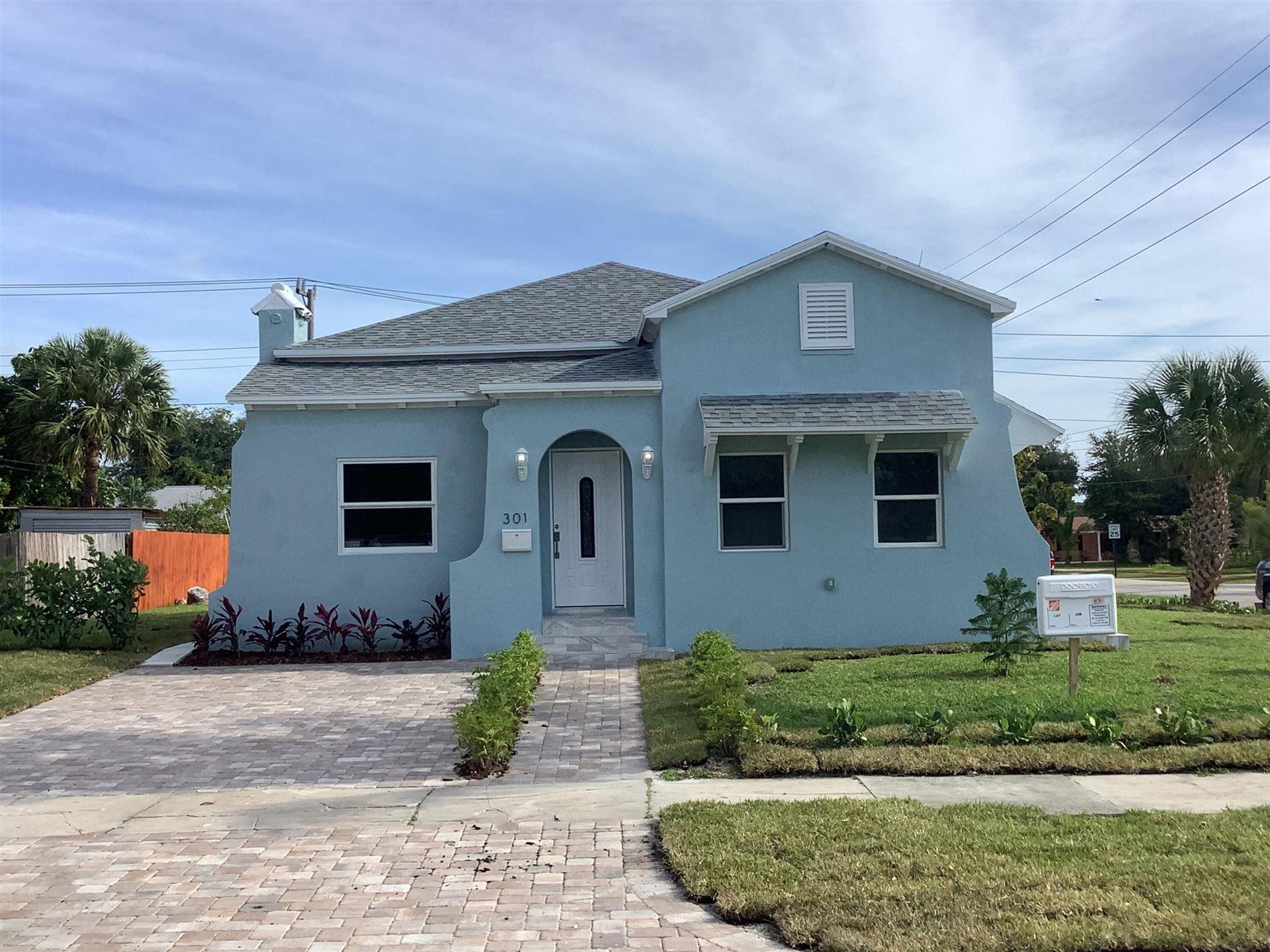 301 Hawthorne Drive, West Palm Beach, FL 33403 - #: RX-10712033