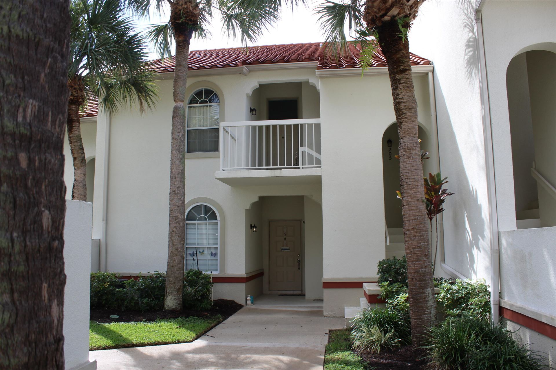 Photo of 205 Cypress Point Dr Drive #205, Palm Beach Gardens, FL 33418 (MLS # RX-10752033)