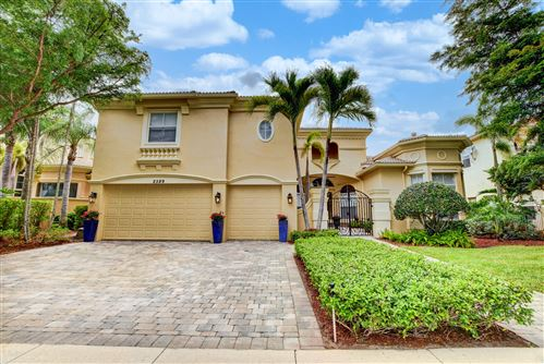 Photo of Listing MLS rx in 2589 Treanor Terrace Wellington FL 33414