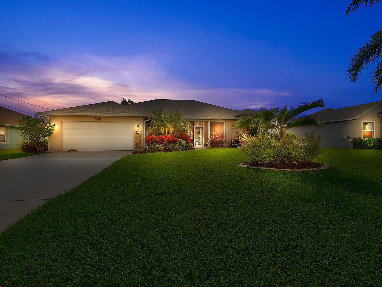 1220 SW Abacus Avenue, Port Saint Lucie, FL 34953 - #: RX-10673034
