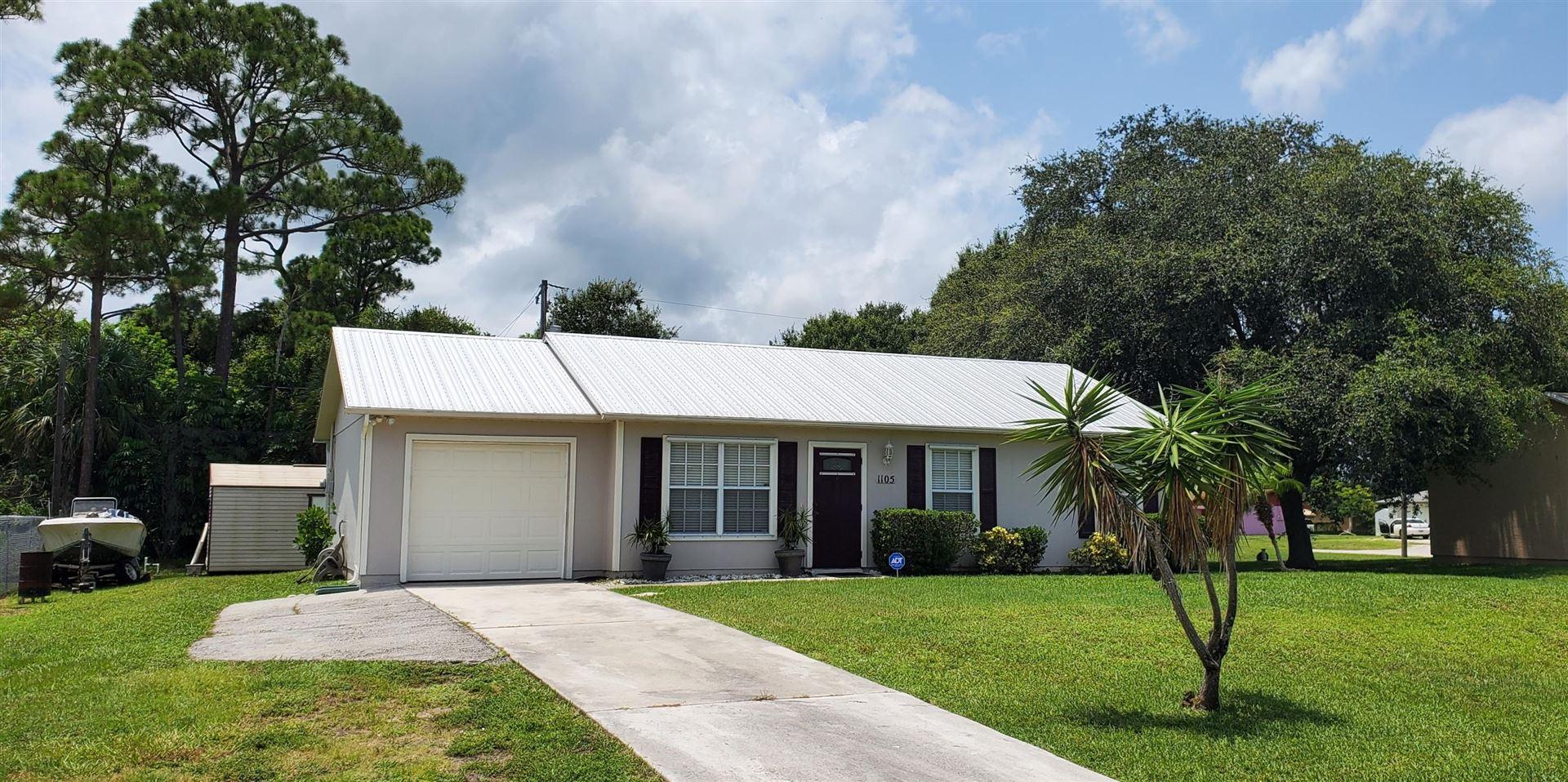 1105 N 37th Street, Fort Pierce, FL 34947 - MLS#: RX-10734034
