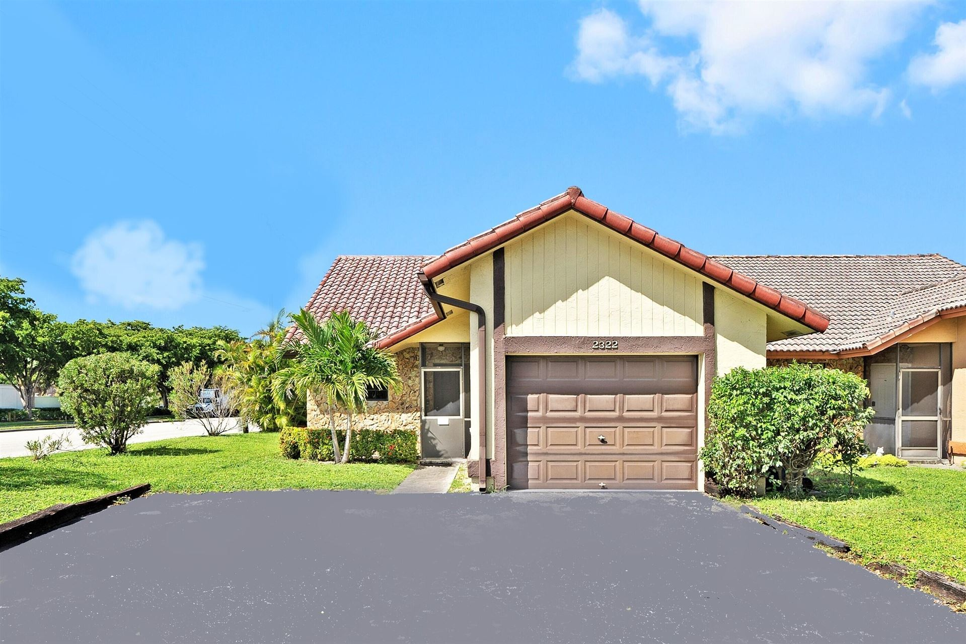 2322 NW 94th Avenue, Coral Springs, FL 33065 - MLS#: RX-10752034
