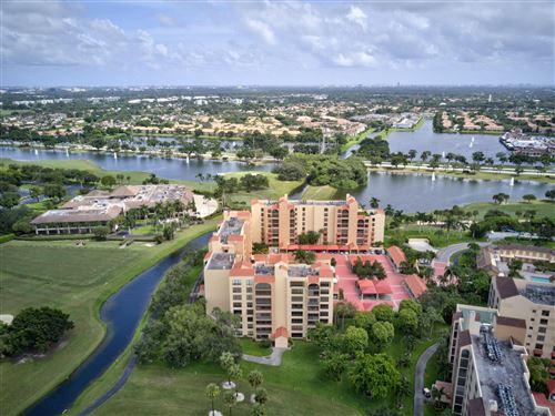 Photo of 7129 Promenade Drive #402, Boca Raton, FL 33433 (MLS # RX-10661035)