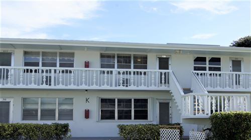 Photo of 281 Andover K, West Palm Beach, FL 33417 (MLS # RX-10581037)