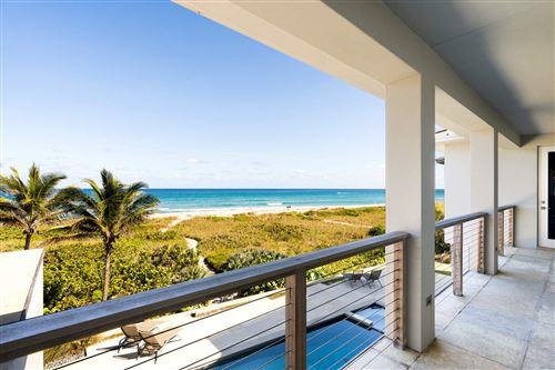 Photo of 711 N Ocean Boulevard, Delray Beach, FL 33483 (MLS # RX-10611037)