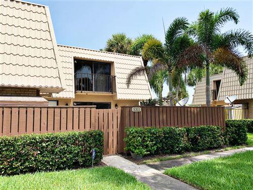 Photo of Listing MLS rx in 5311 53rd Way West Palm Beach FL 33409