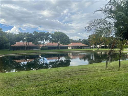 Photo of 5933 Winter Lake Lane #A, Boynton Beach, FL 33437 (MLS # RX-10729037)