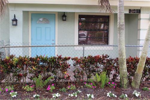 Photo of 2909 Vassallo Avenue, Lake Worth, FL 33461 (MLS # RX-10733037)