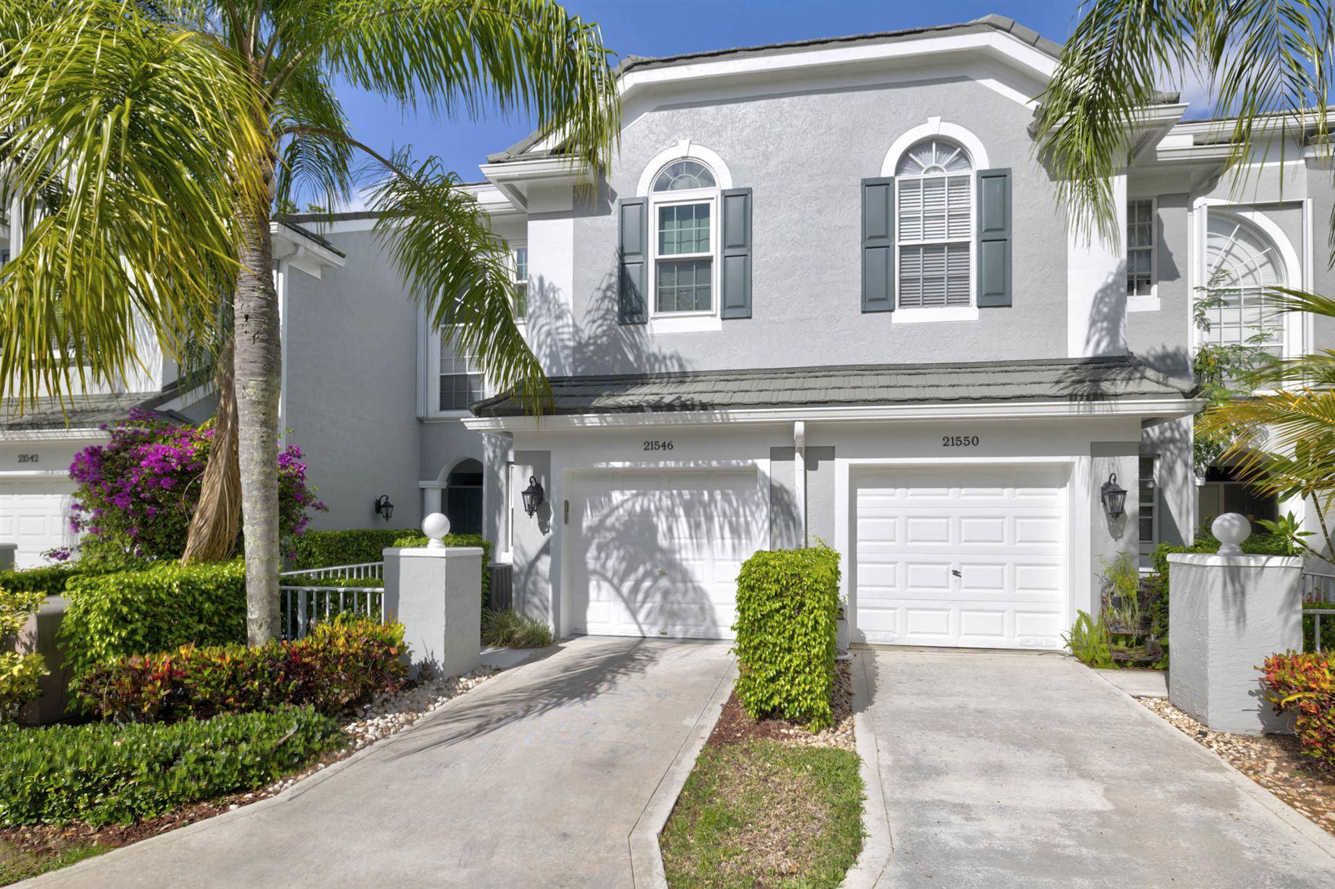 21546 Saint Andrews Grand Circle #31, Boca Raton, FL 33486 - MLS#: RX-10717037