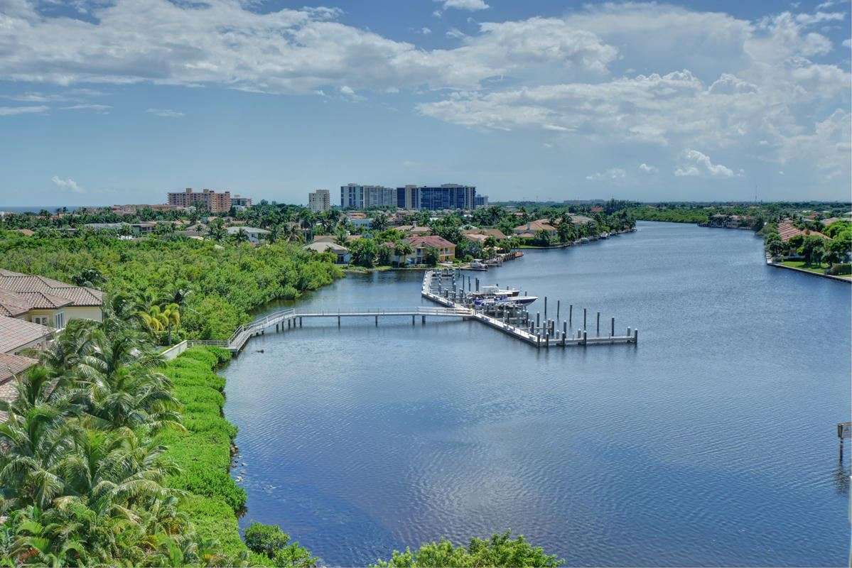 Photo of 3912 S Ocean Boulevard #1106, Highland Beach, FL 33487 (MLS # RX-10747037)