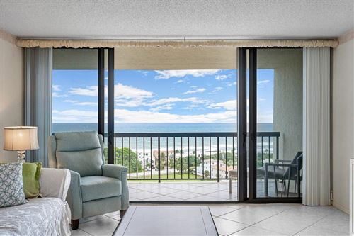 Photo of 4740 S Ocean Boulevard #1712, Highland Beach, FL 33487 (MLS # RX-10670038)