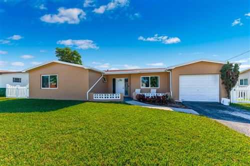 Photo of 6552 NW 16th Court, Margate, FL 33063 (MLS # RX-10683038)