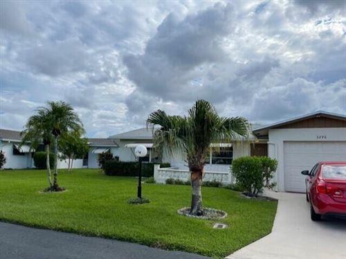 Photo of 3296 Avignion Court, West Palm Beach, FL 33417 (MLS # RX-10748038)