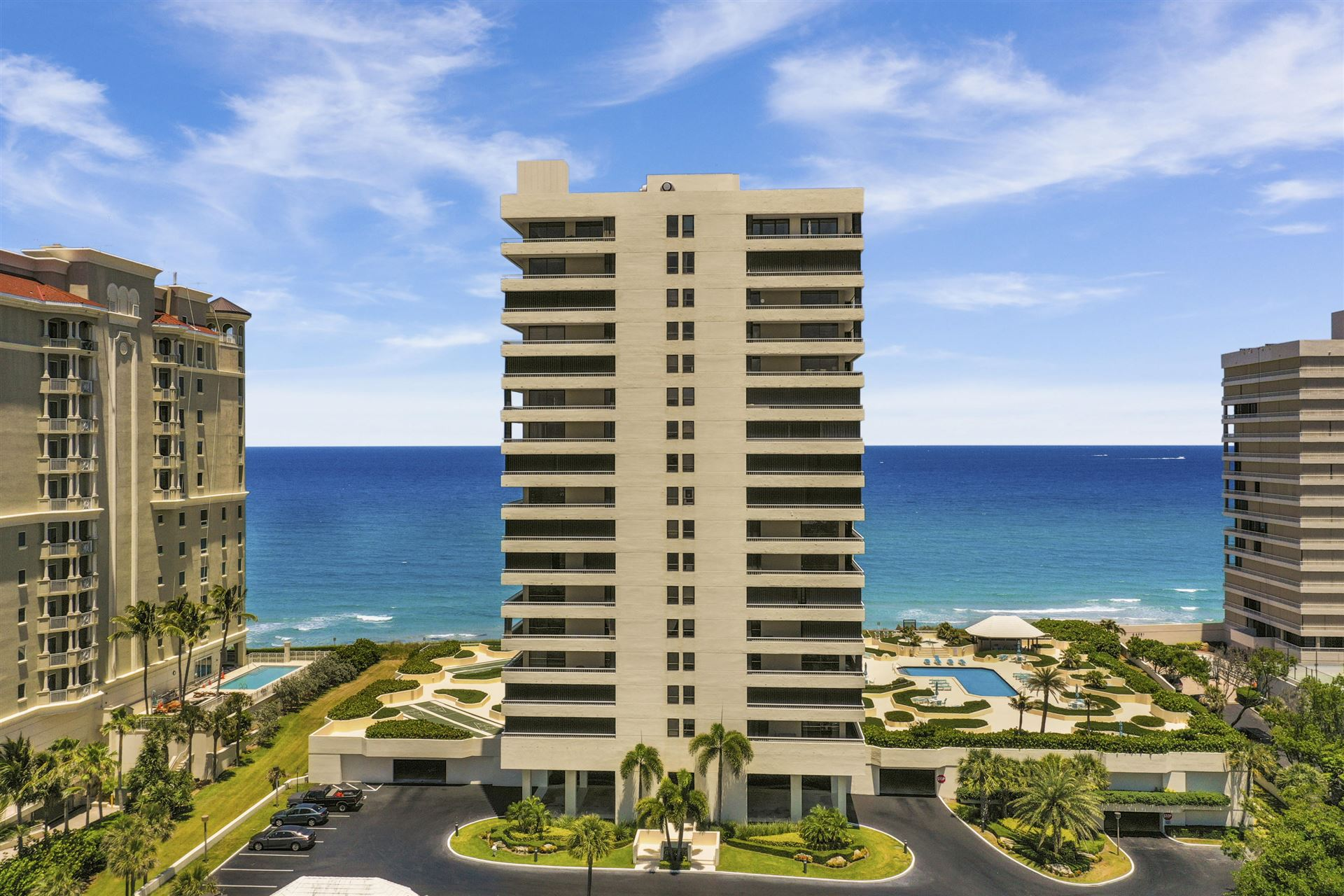 Photo of 5280 N Ocean Drive #4e, Singer Island, FL 33404 (MLS # RX-10659038)