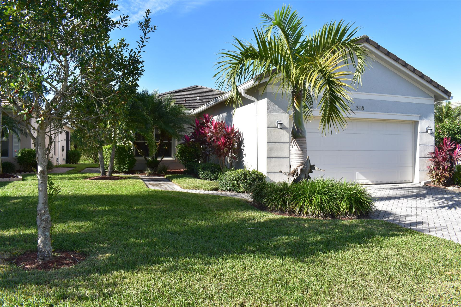 318 SW Tomoka Springs Drive, Port Saint Lucie, FL 34986 - #: RX-10675038