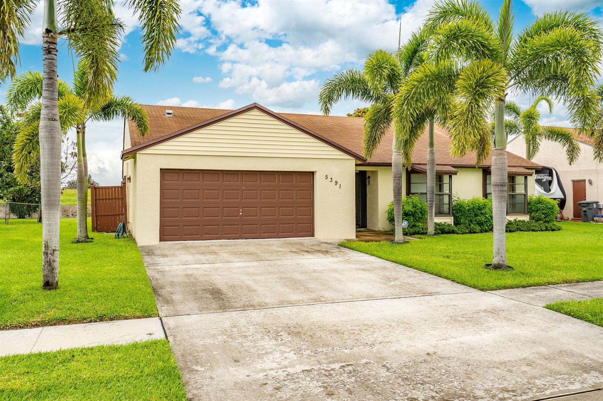 5391 N Rose Marie Avenue N, Boynton Beach, FL 33472 - MLS#: RX-10731038