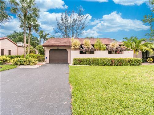 Photo of 21377 Cypress Hammock Drive #21a, Boca Raton, FL 33428 (MLS # RX-10614039)