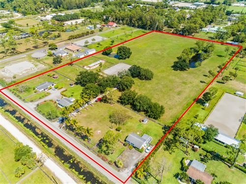 Photo of 13291 Collecting Canal Road, Loxahatchee Groves, FL 33470 (MLS # RX-10715039)