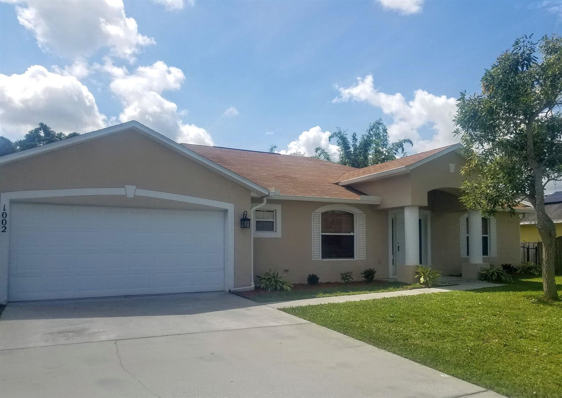 1002 SW Mccall Road, Port Saint Lucie, FL 34953 - #: RX-10747039