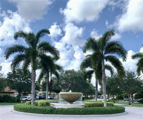 Photo of 8295 NW 128th Lane #20-F, Parkland, FL 33076 (MLS # RX-10643040)