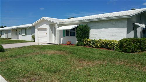 Photo of 112 SW 18th Street, Boynton Beach, FL 33426 (MLS # RX-10675040)