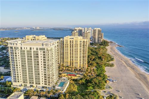Photo of 3730 N Ocean Drive #4b, Singer Island, FL 33404 (MLS # RX-10680041)