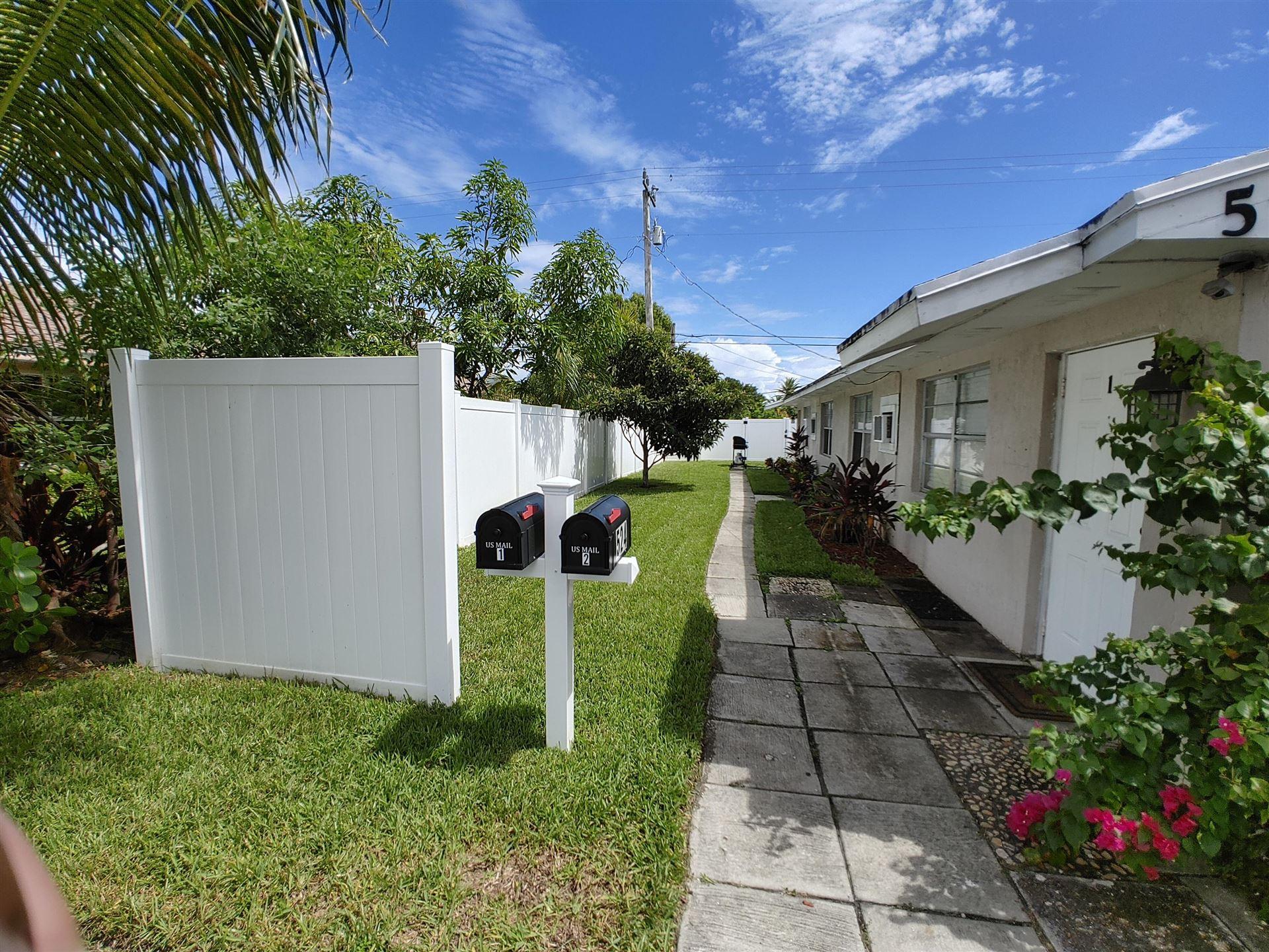 524 Holly Drive #1, Palm Beach Gardens, FL 33410 - #: RX-10653041