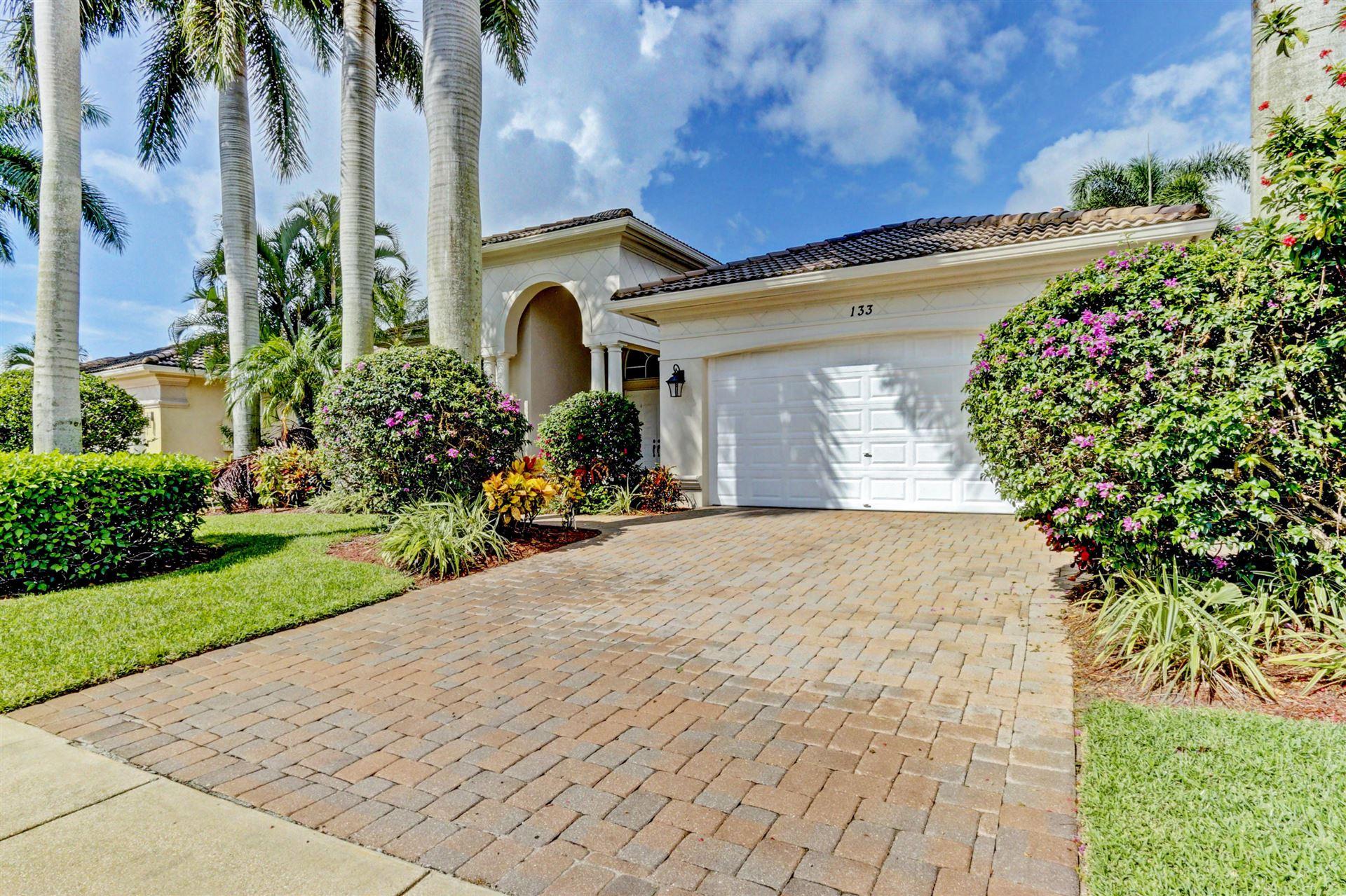 Photo of 133 Abondance Drive, Palm Beach Gardens, FL 33410 (MLS # RX-10660041)