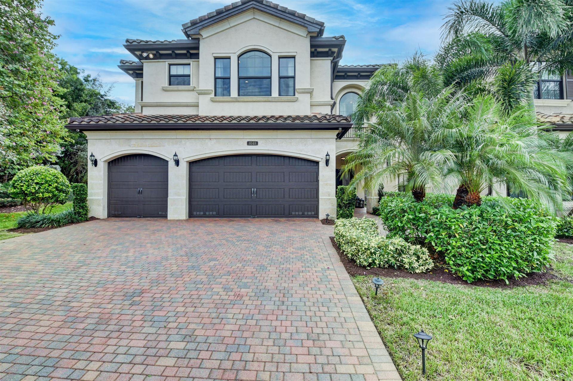 8148 Hutchinson Court, Delray Beach, FL 33446 - #: RX-10669041
