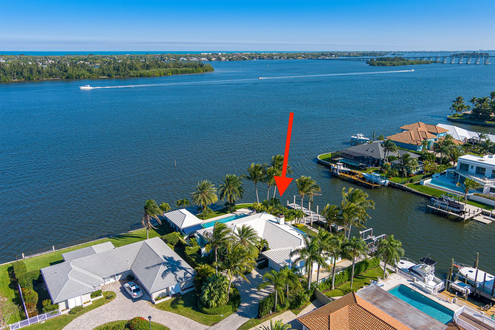 Photo of 3 Sea Horse Lane, Vero Beach, FL 32960 (MLS # RX-10697041)