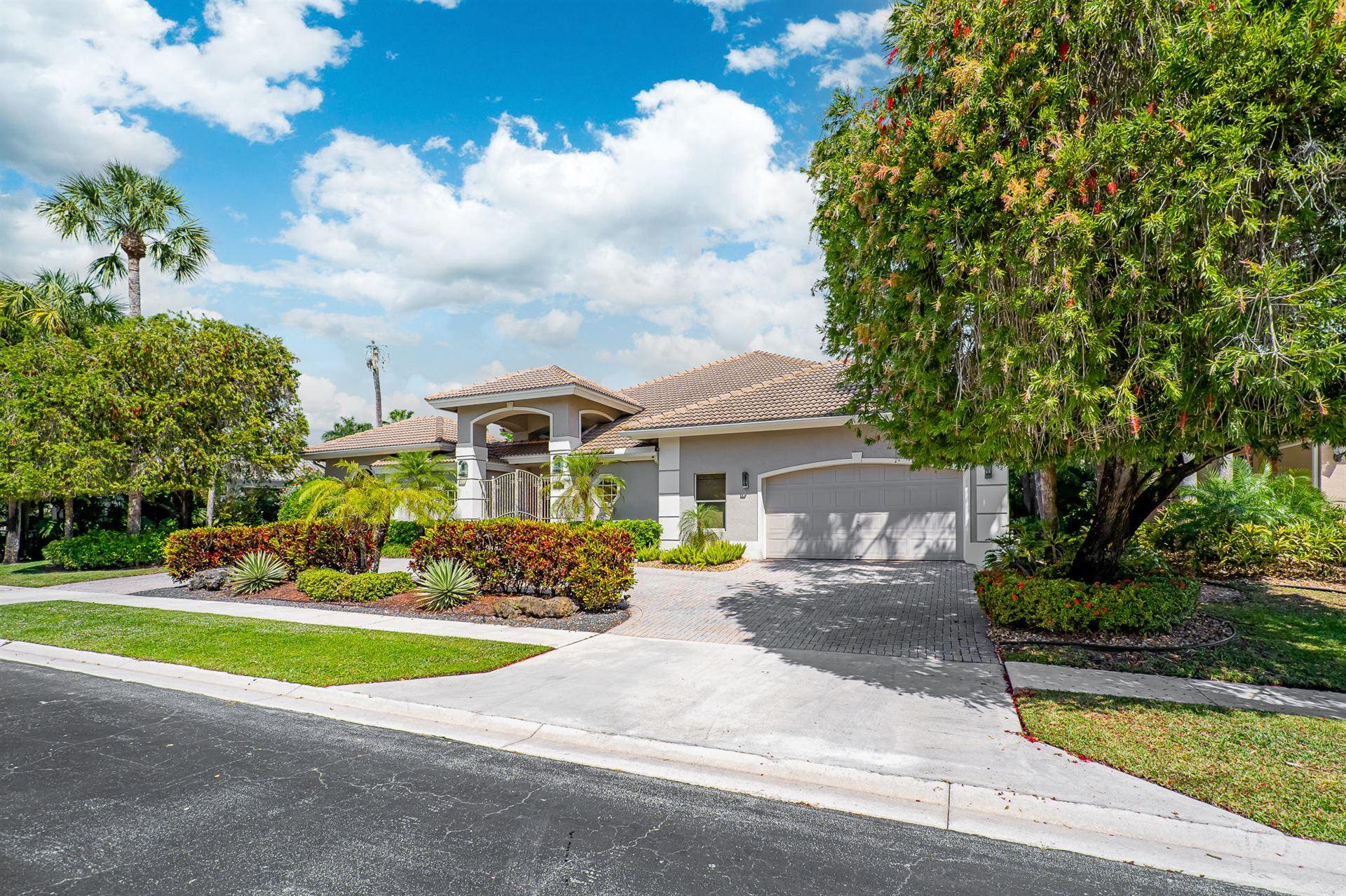 7075 Siena Court, Boca Raton, FL 33433 - #: RX-10708041