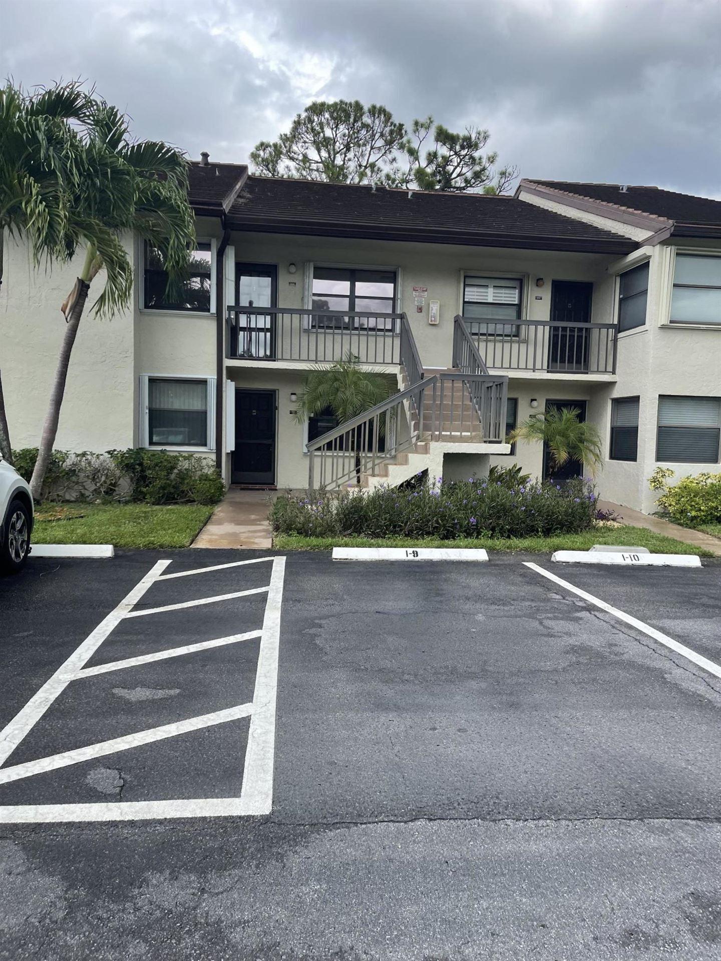 Photo of 4880 Lucerne Lakes Boulevard #105, Lake Worth, FL 33467 (MLS # RX-10735041)