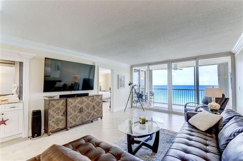 Photo of 840 Ocean Drive Drive #905, Juno Beach, FL 33408 (MLS # RX-10735042)
