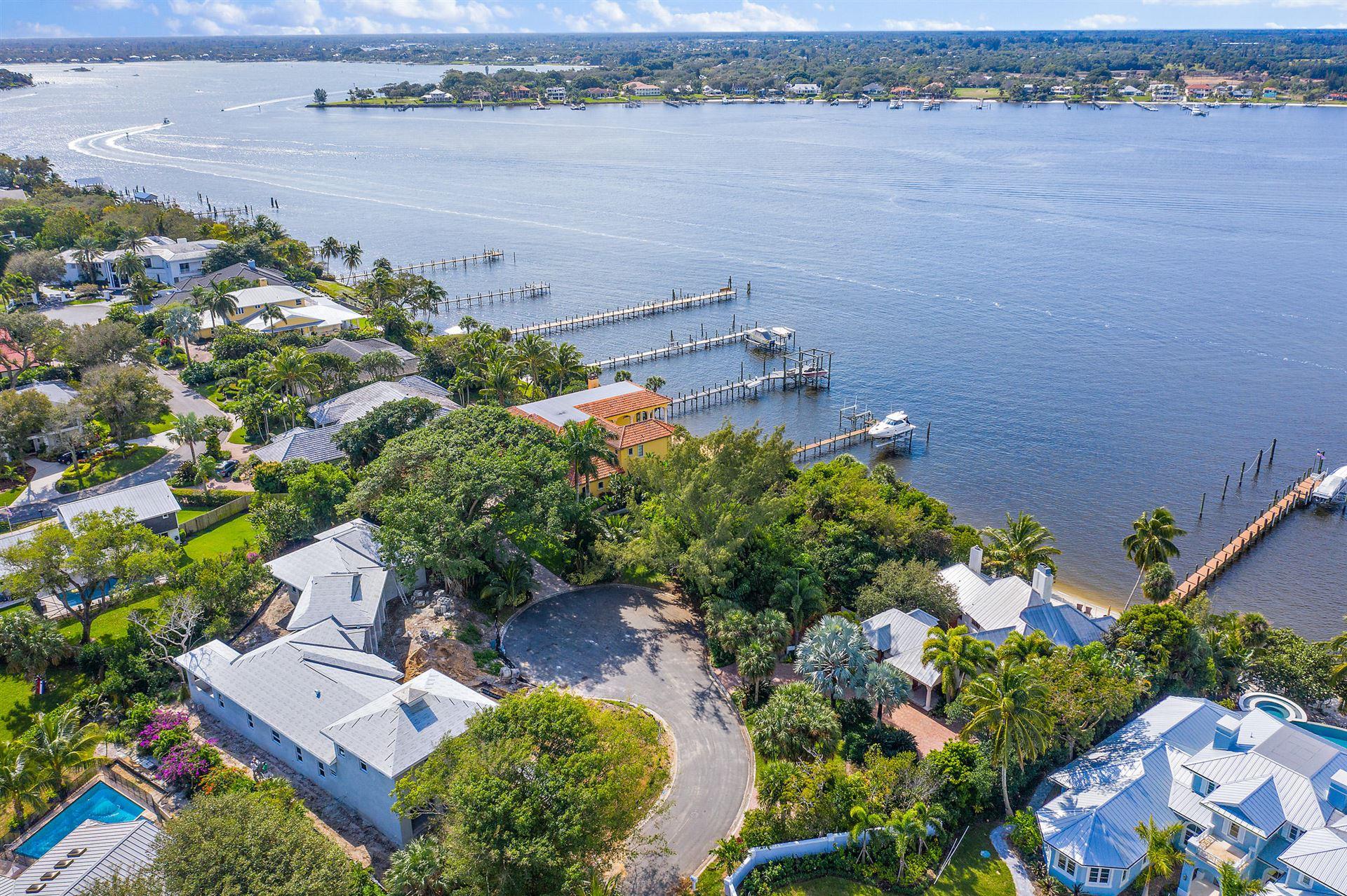 Photo of 0 E Morgan Circle, Sewalls Point, FL 34996 (MLS # RX-10599042)