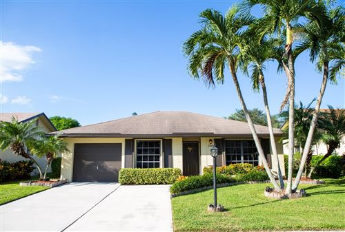 Photo of 2767 Carnation Court, Delray Beach, FL 33445 (MLS # RX-10755043)