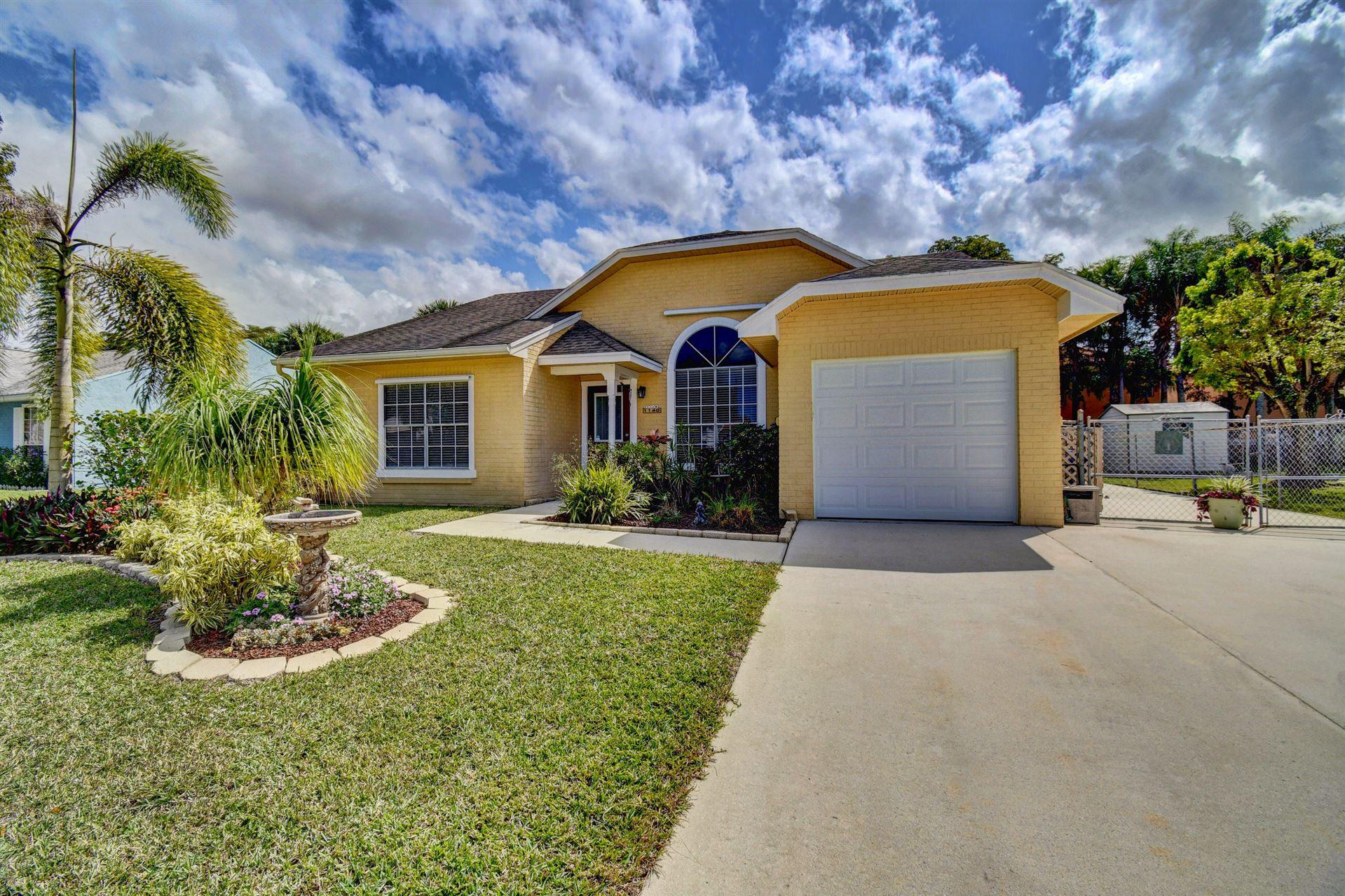 1140 Grandview Circle, Royal Palm Beach, FL 33411 - #: RX-10609043