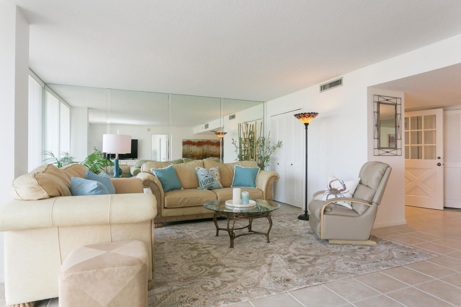 Photo of 4200 N Ocean Drive #2-305, Singer Island, FL 33404 (MLS # RX-10636043)