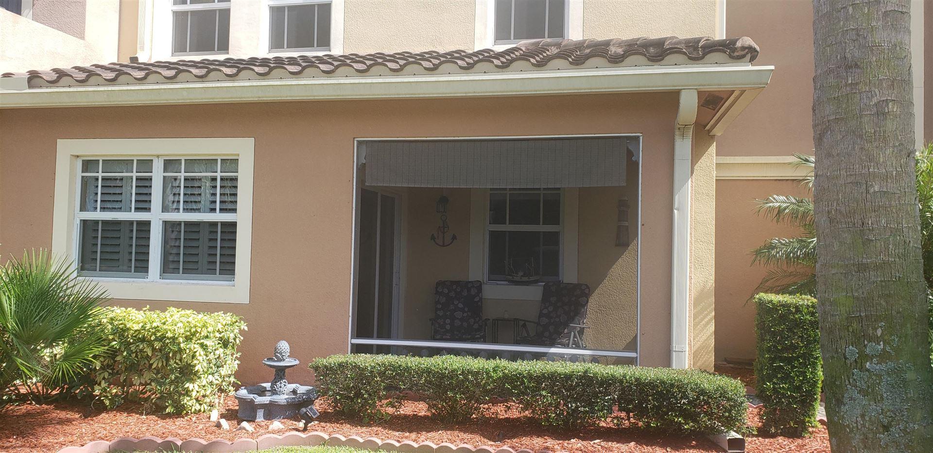4190 Gator Greens Way #13, Fort Pierce, FL 34982 - #: RX-10640043