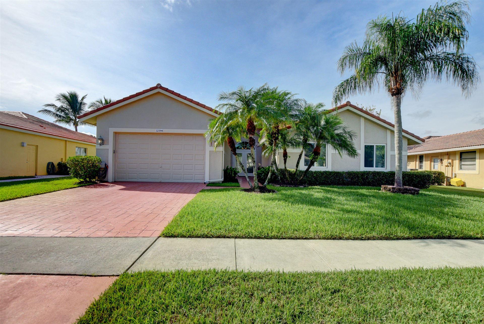 12394 Baywind Court, Boca Raton, FL 33428 - #: RX-10655044