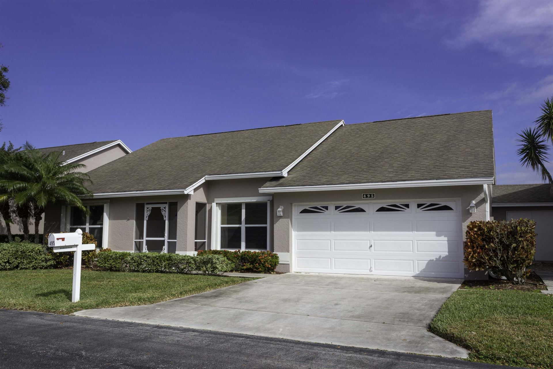 495 NW Casanova Circle, Port Saint Lucie, FL 34986 - #: RX-10685044