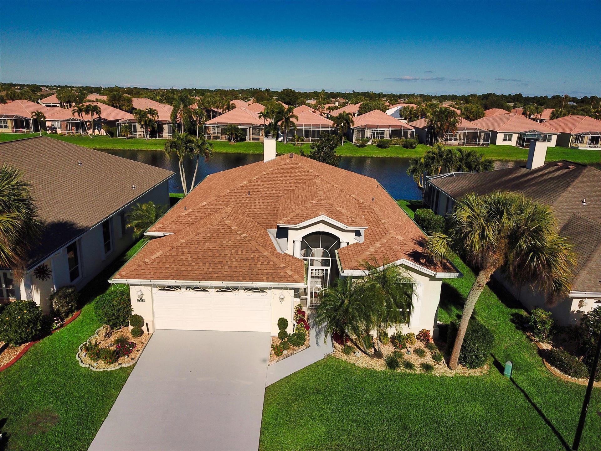 633 NW Venetto Court, Port Saint Lucie, FL 34986 - #: RX-10686044